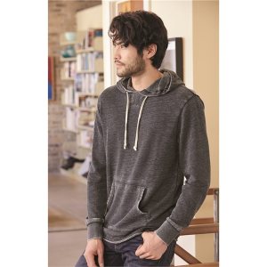 Alternative School Yard Burnout French Terry Hoodie