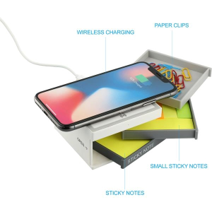 Chaos Desk Kit with Wireless Charging Pad